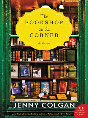 cover image of The Bookshop on the Corner