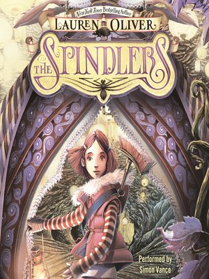 cover image of The Spindlers