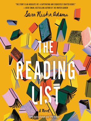 cover image of The Reading List