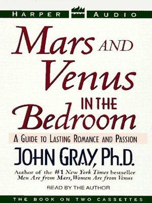 mars and venus in the bedroom. Mars and Venus in the Bedroom by John Gray  OverDrive Rakuten