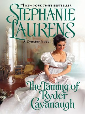 cover image of The Taming of Ryder Cavanaugh