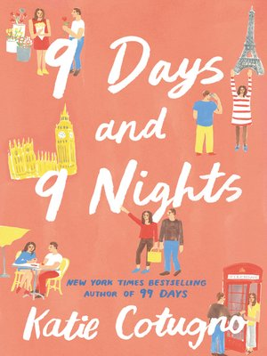 cover image of 9 Days and 9 Nights