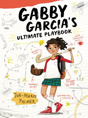 cover image of Gabby Garcia's Ultimate Playbook
