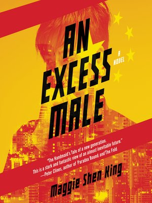 cover image of An Excess Male