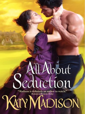 cover image of All About Seduction