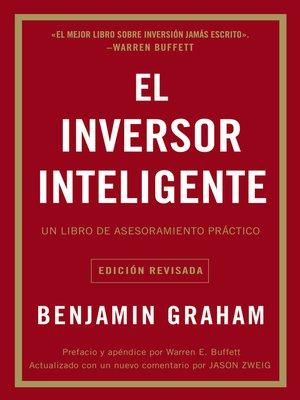 cover image of El inversor inteligente