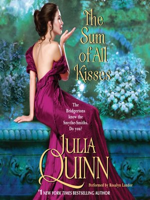cover image of The Sum of All Kisses