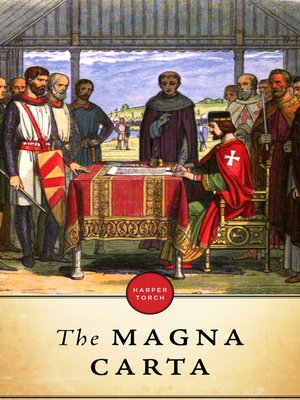 cover image of The Magna Carta