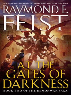 cover image of At the Gates of Darkness