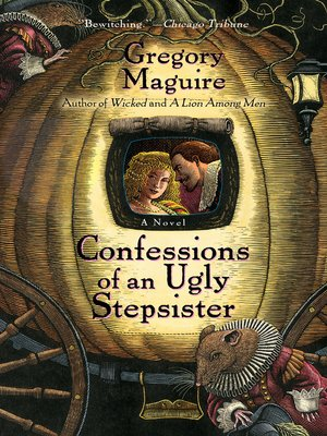 cover image of Confessions of an Ugly Stepsister