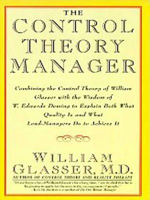 cover image of The Control Theory Manager