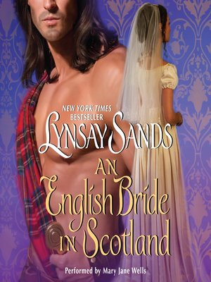 cover image of An English Bride in Scotland
