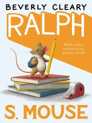 cover image of Ralph S. Mouse