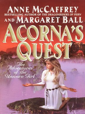 cover image of Acorna's Quest