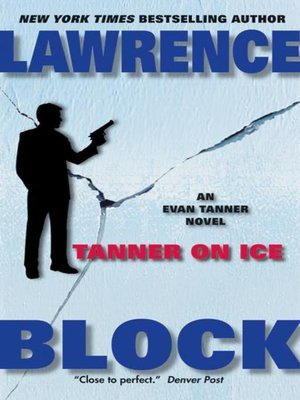 cover image of Tanner On Ice