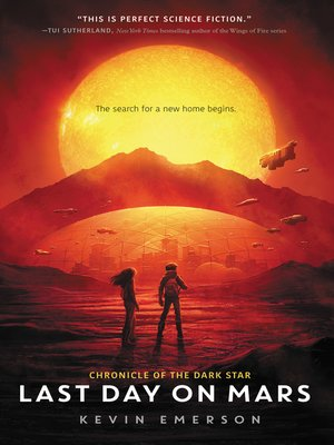 cover image of Last Day on Mars