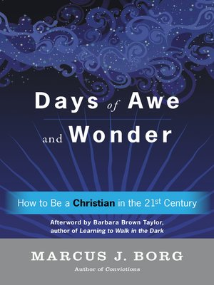 cover image of Days of Awe and Wonder