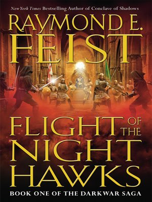 cover image of Flight of the Nighthawks