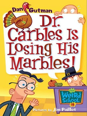 cover image of Dr. Carbles Is Losing His Marbles!