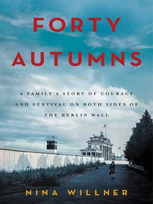 cover image of Forty Autumns