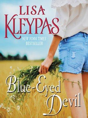 cover image of Blue-Eyed Devil