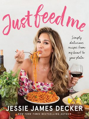 cover image of Just Feed Me
