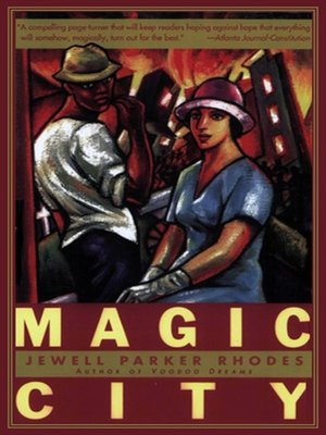 cover image of Magic City
