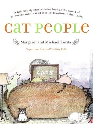 cover image of Cat People