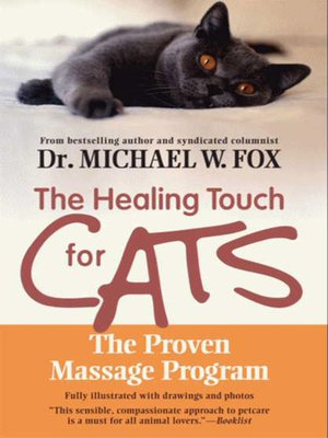 cover image of The Healing Touch for Cats