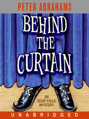 cover image of Behind the Curtain