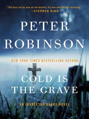 cover image of Cold Is the Grave