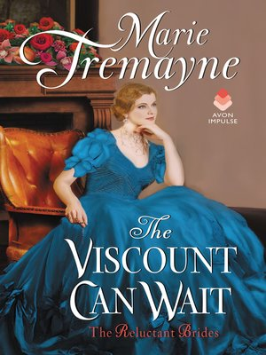 cover image of The Viscount Can Wait