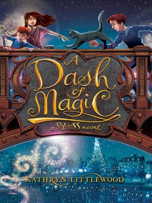 cover image of A Dash of Magic