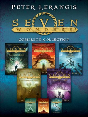 cover image of Seven Wonders Complete Collection