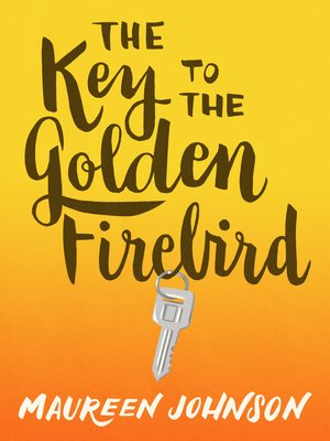 cover image of The Key to the Golden Firebird