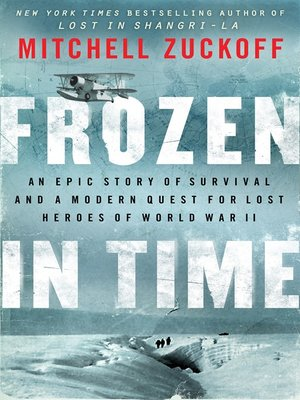 cover image of Frozen in Time