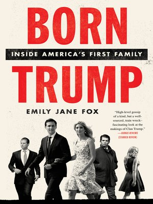 cover image of Born Trump