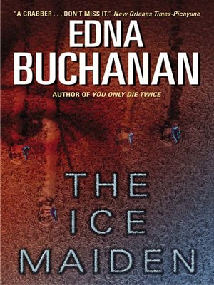 cover image of The Ice Maiden