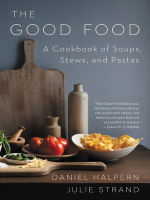 cover image of The Good Food