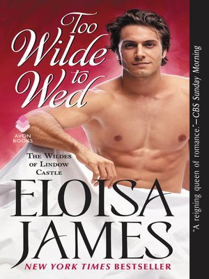cover image of Too Wilde to Wed