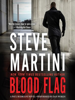 cover image of Blood Flag