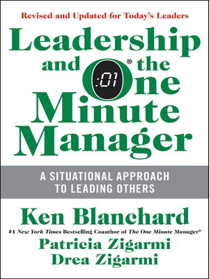 cover image of Leadership and the One Minute Manager Updated Ed