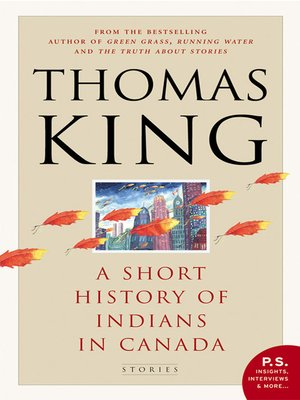 cover image of A Short History of Indians In Canada