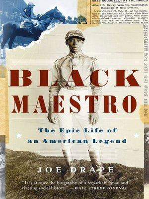 cover image of Black Maestro