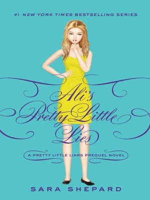 cover image of Ali's Pretty Little Lies