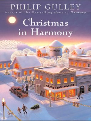 cover image of Christmas in Harmony