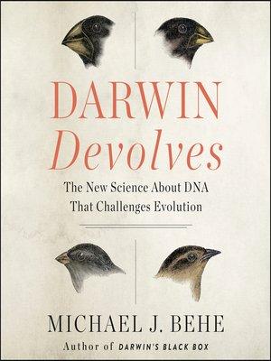 cover image of Darwin Devolves