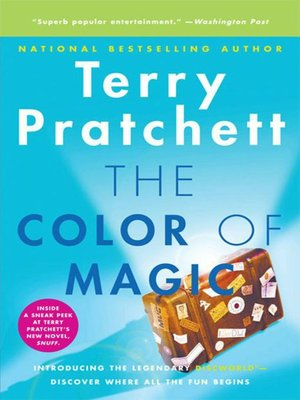 cover image of The Color of Magic with Bonus Material