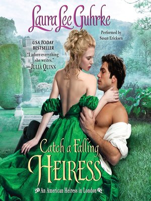 cover image of Catch a Falling Heiress