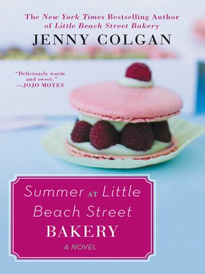 cover image of Summer at Little Beach Street Bakery